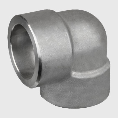 Carbon Steel Socket Weld Elbow 90°