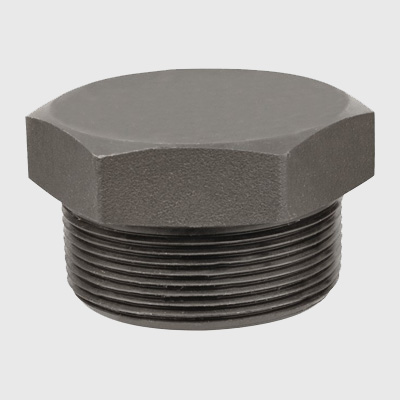 Carbon Steel Threaded Hex Head Plug