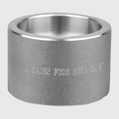 Stainless Steel Socket Weld Cap