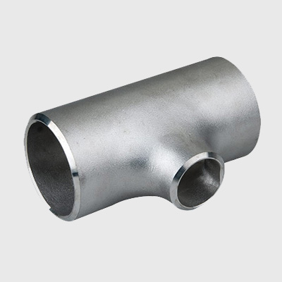 Stainless Steel Butt Weld Pipe Fitting + Tee