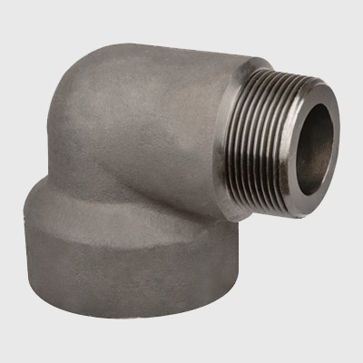 Stainless Steel Threaded Street Elbow